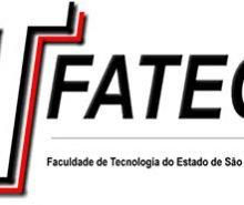 Fatec SP Cursos Técnicos e Graduação
