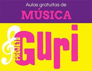 Projeto Guri Aulas De Música SP