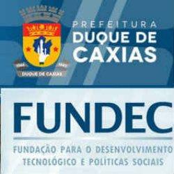 Fundec Duque de Caxias Cursos