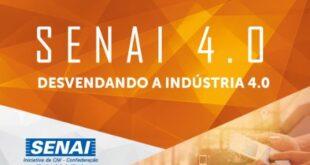 Capacitação Senai Indústria 4.0