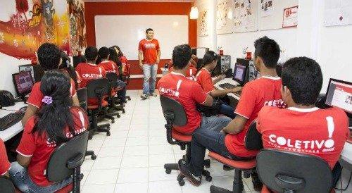 Coletivo Jovem Cursos Instituto Coca-Cola