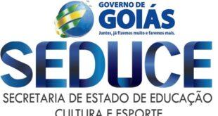 Governo Goiás GO Seduce Matrícula Escolar